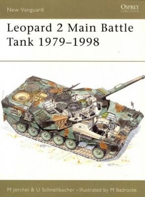 Leopard 2 Main Battle Tank 1979-1998