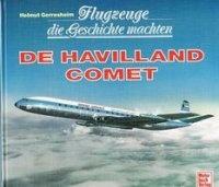 Книга Flugzeuge die Geschichte machten: De Havilland Comet