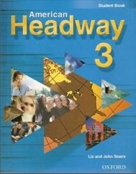 Аудиокнига American Headway 3 (Student's book+audio, Work book+audio)