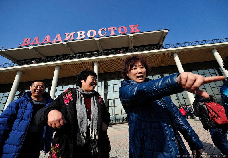 китайские проститутки во владивостоке