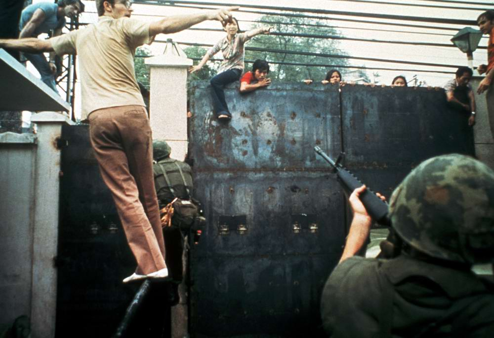 Освобождение Сайгона: как это было! К 40-летию со Дня Победы Вьетнама (США) (12)