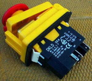 Выключатель DKLD (магнитный пускатель)