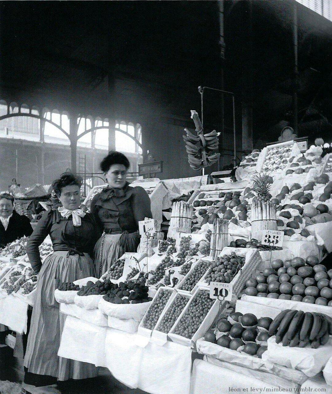 1900-е. Ле-Аль