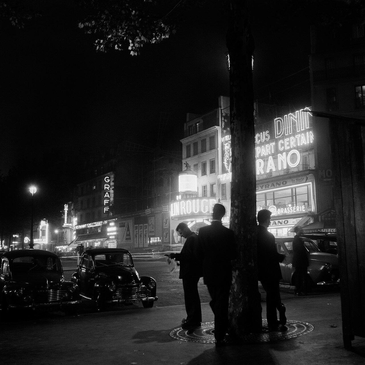 1930-е. Площадь Бланш