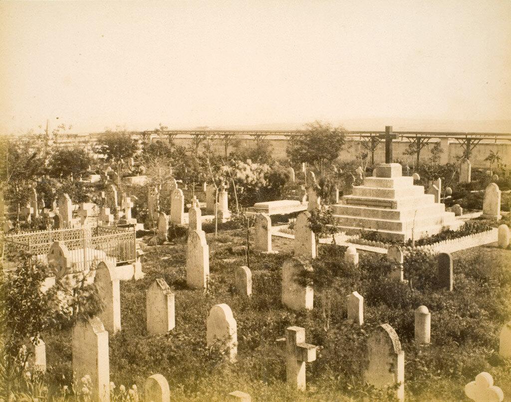 36. Севастополь. Британское военное кладбище
