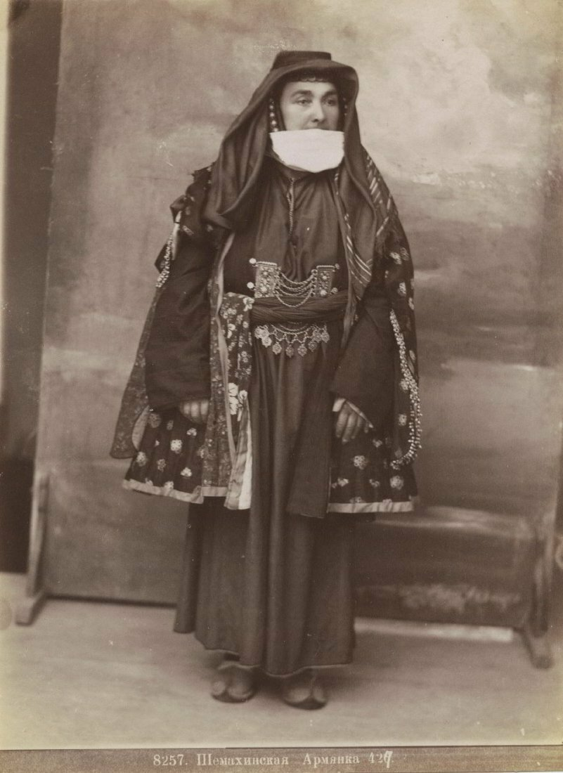 Шемахинская армянка