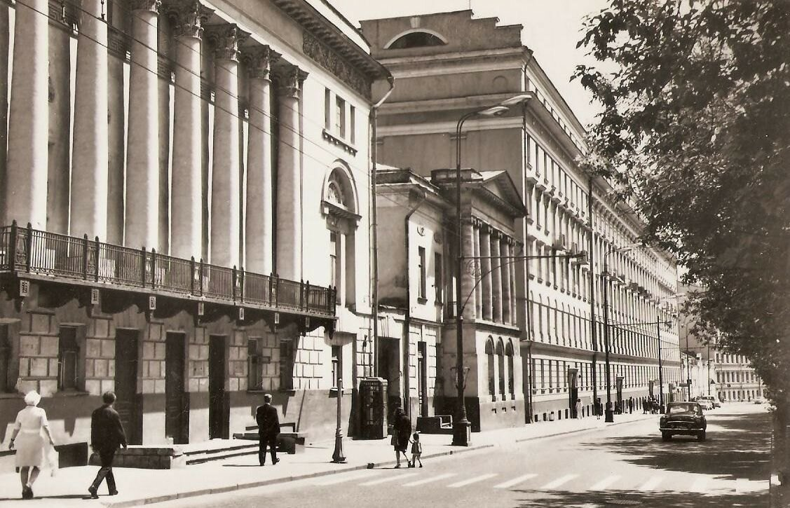 1975. Суворовский бульвар
