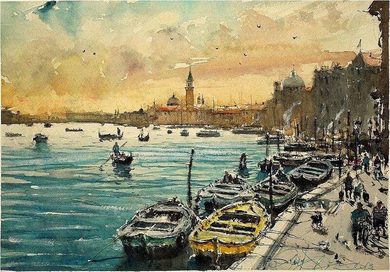 Венеция море фото