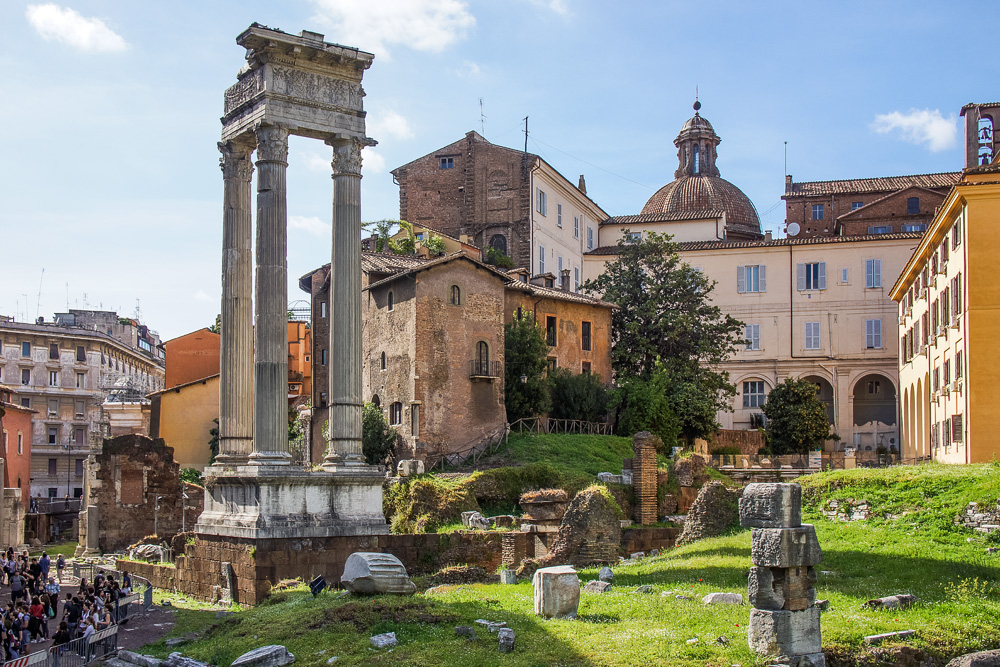 Что посмотреть в Риме за два дня. Достопримечательности Рима. Маршрут прогулки по Риму.