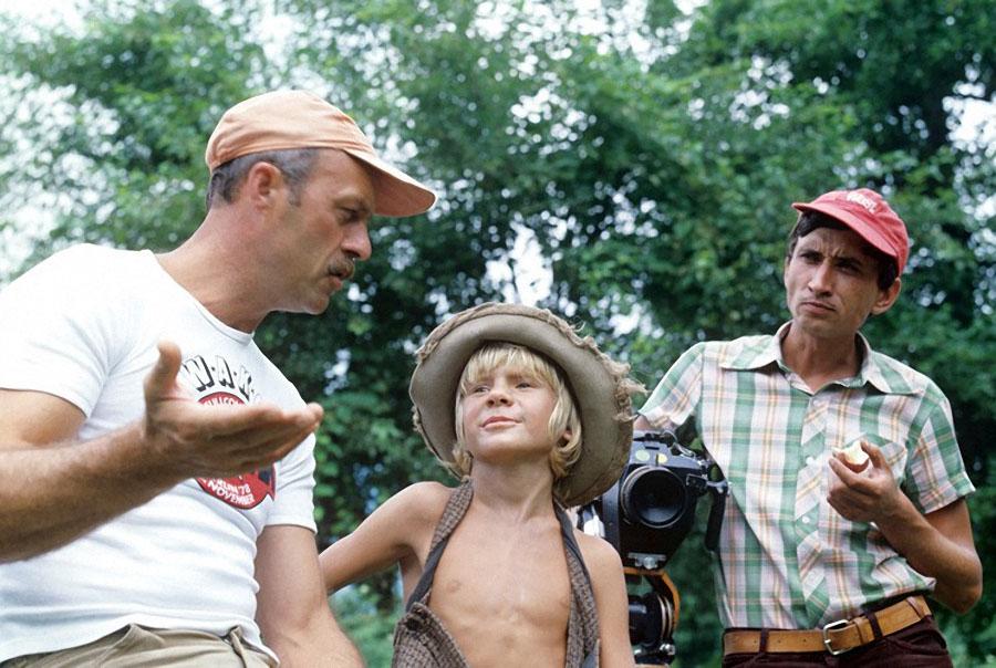 Картинки по запросу иностранцы о российском кино приключения тома сойера