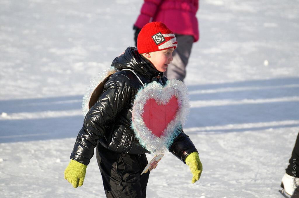 Златоуст. 14 февраля 2015. День всех влюбленных