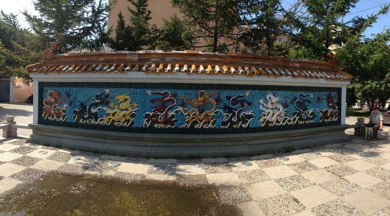Китайский сад