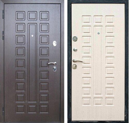 купить дверь входную металлическую в октябрьском