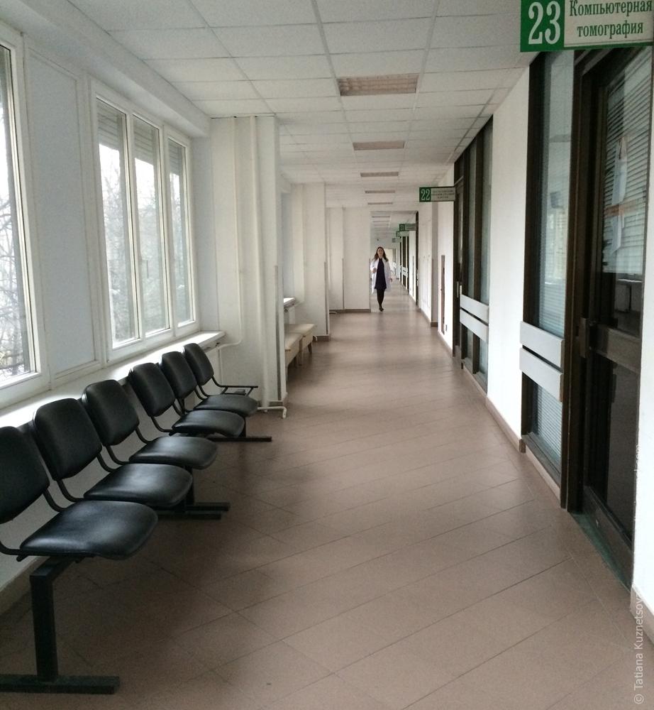 Омская детская областная клиническая детская больница
