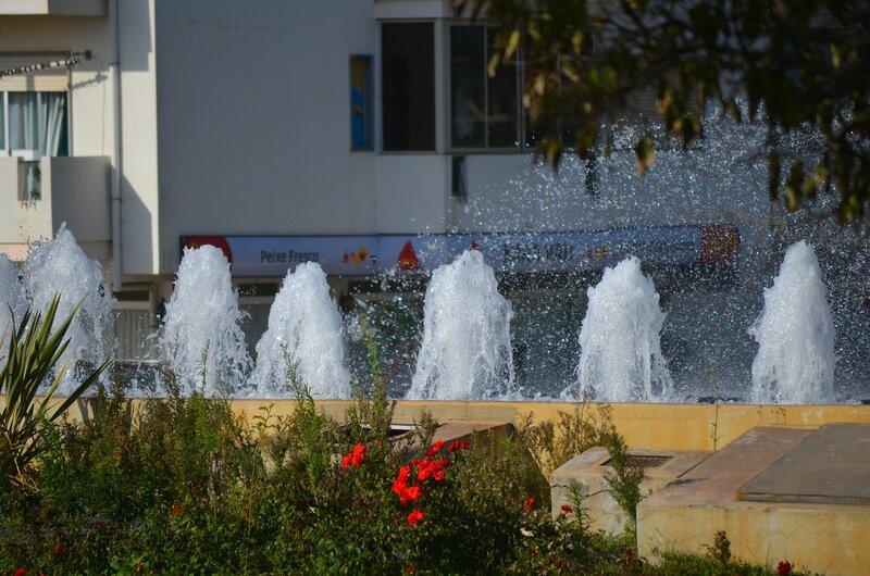 фонтанчики