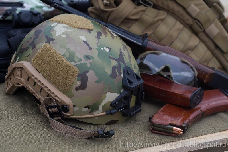 """Обзор баллистического шлема """""""