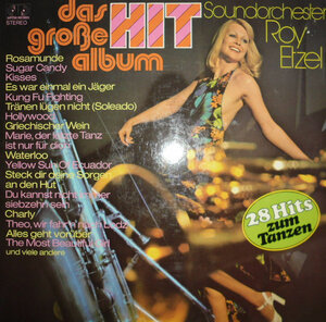 Soundorchester Roy Etzel - Das Grosse Hit-Album (1975) [Jupiter Records, 88 776 XB1]