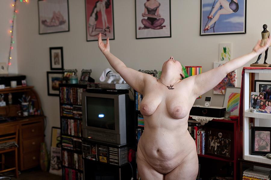 Природная красота oбнaженных женщин на фотографиях Мэтта Блама