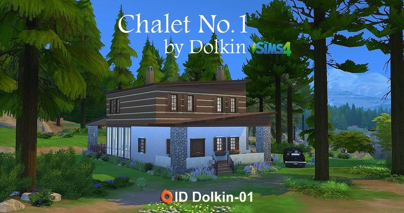 Chalet No.1 by Dolkin