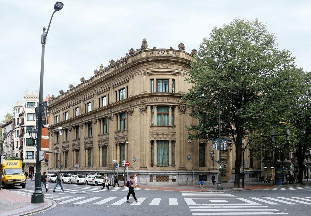 Бильбао. Банк Испании (Banco de España)