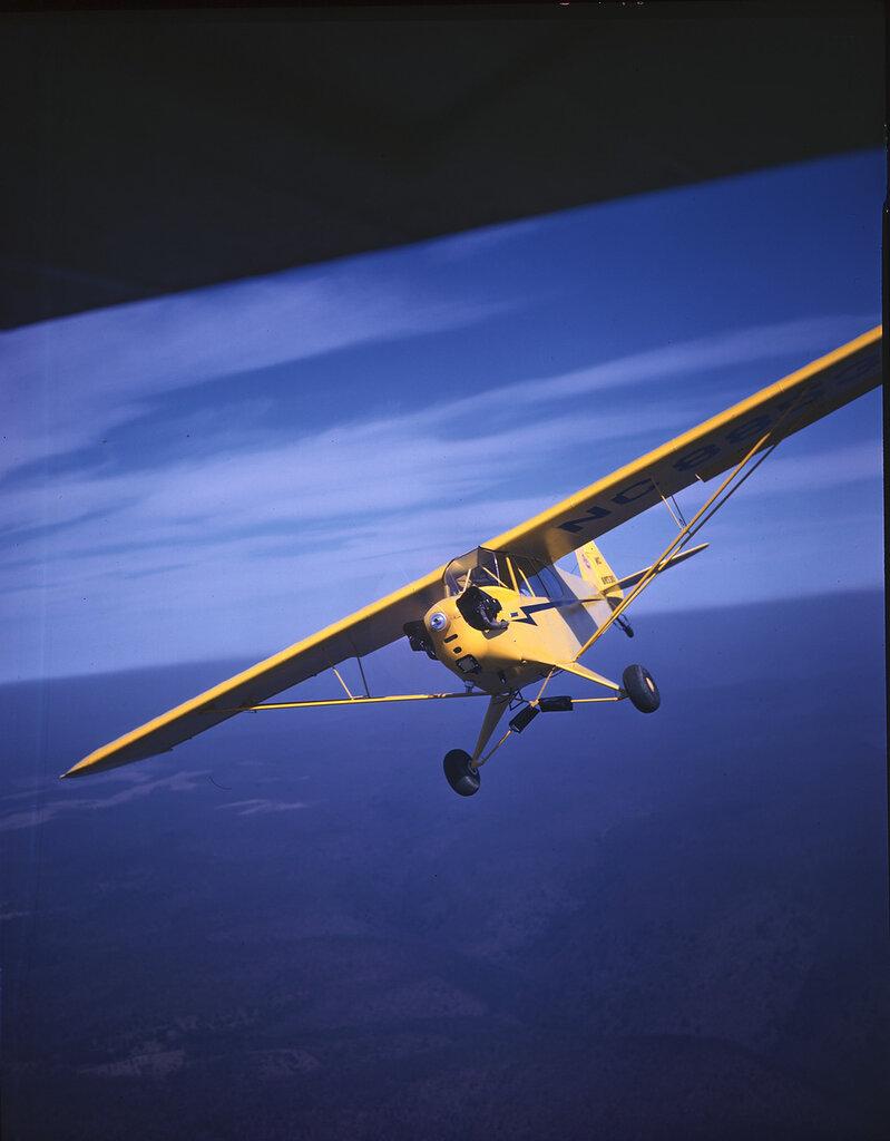 Piper J-3C Cub (rn NC 88530)