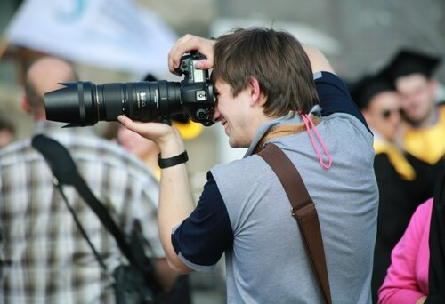С Днём фотографа!