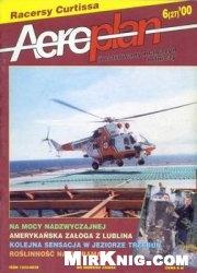 Журнал Aeroplan 2000-6