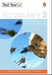 Аудиокнига Penguin English Guides: Test Your Vocabulary 2 (Pre-Intermediate) pdf 9,26Мб