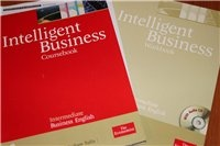 Аудиокнига Intelligent Business Pre-Intermediate: Coursebook, Teacher's Book, Workbook, Coursebook CDs pdf, mp3 (128 kbps) в архиве rar  255,18Мб