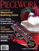Журнал PieceWork № 1 2012 jpg  39Мб
