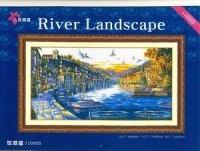 Журнал Вышивка- River Landscape DOME 110505
