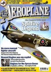 Журнал Aeroplane Monthly №5 2007