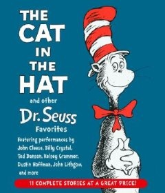 Аудиокнига The Cat in the Hat and Other Dr Seuss Favorites