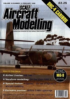 Журнал Scale Aircraft Modelling - Vol 19 No 12