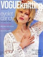 Журнал Vogue knitting 2007 Spring Summer