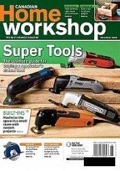 Журнал Canadian Home Workshop November 2009