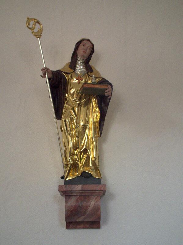 Sankt Cyriakus Largus und Smaragdus - Mühlheim bei Mörnsheim