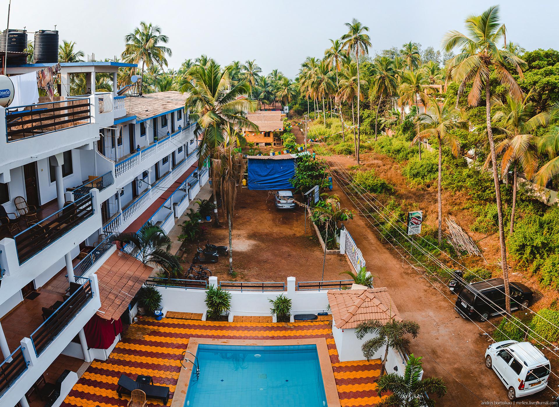 Гоа, Северный Гоа, Морджим, Morjim, Pleasure beach resort
