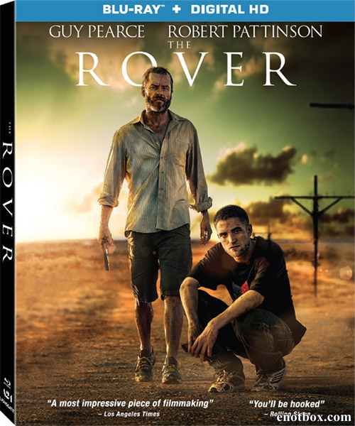 ����� / The Rover (2014/BDRip/HDRip)