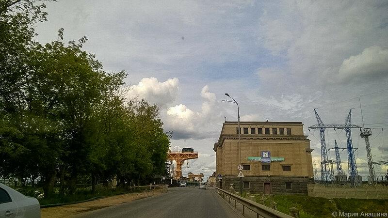 Иваньковская ГЭС