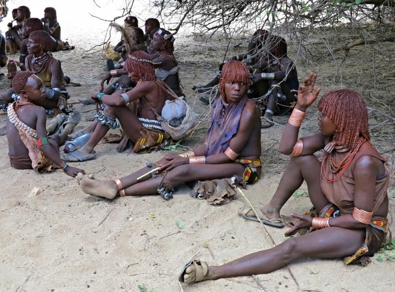 критика скрытая камера в африканских племенах все