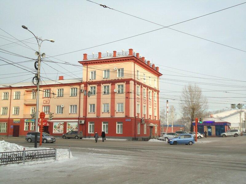 Прокопьевск. Центральная детская библиотека