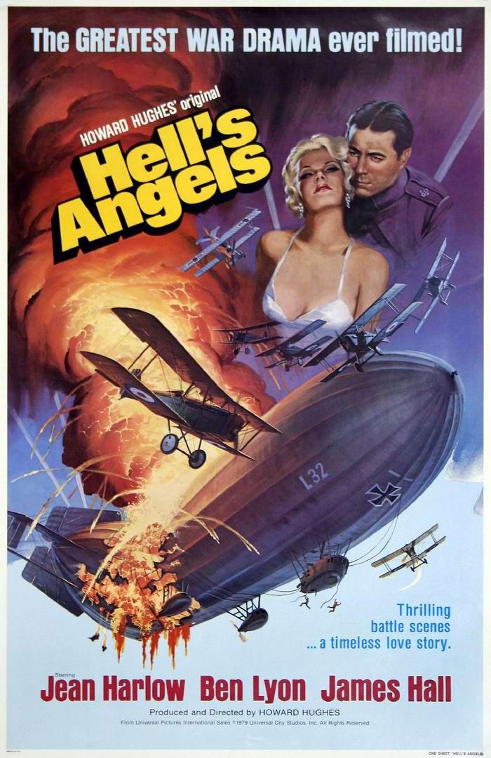 Ангелы ада (1930 год)