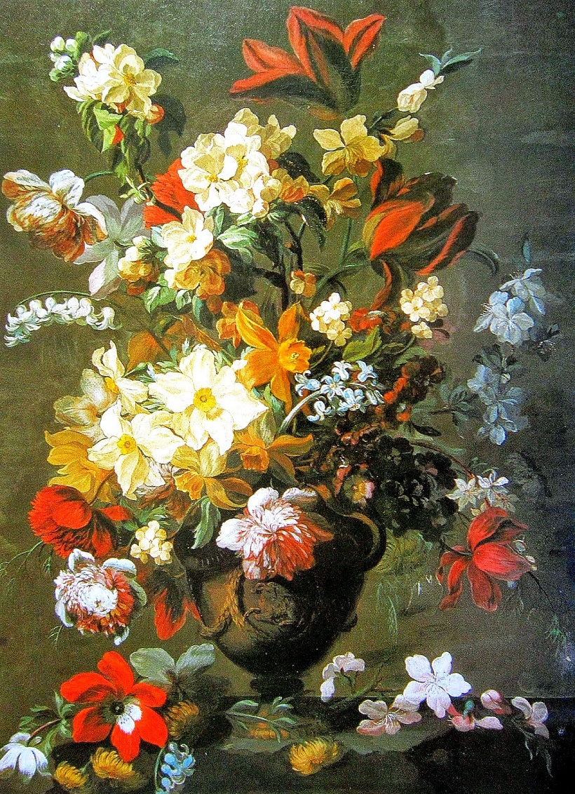 Flowers in a Vase, Mary Moser.jpg