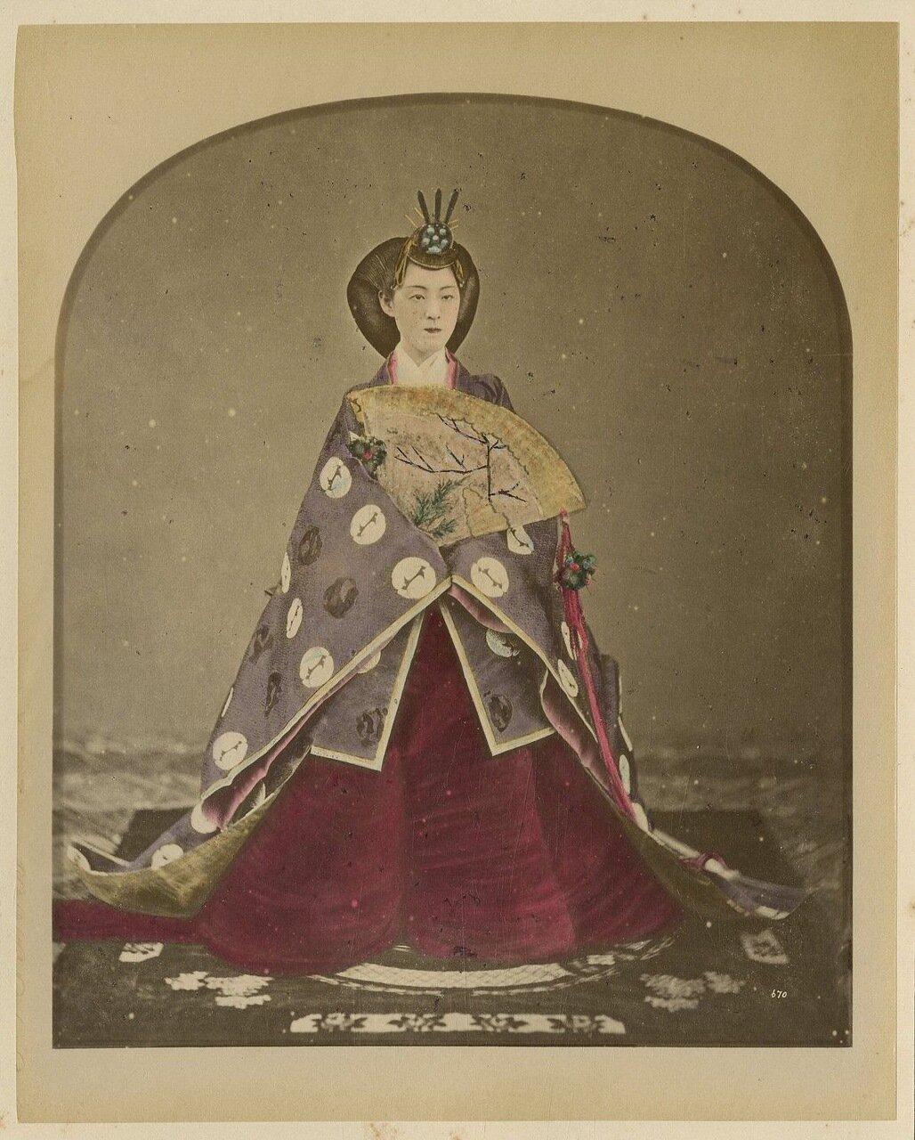 Императрица Харуко
