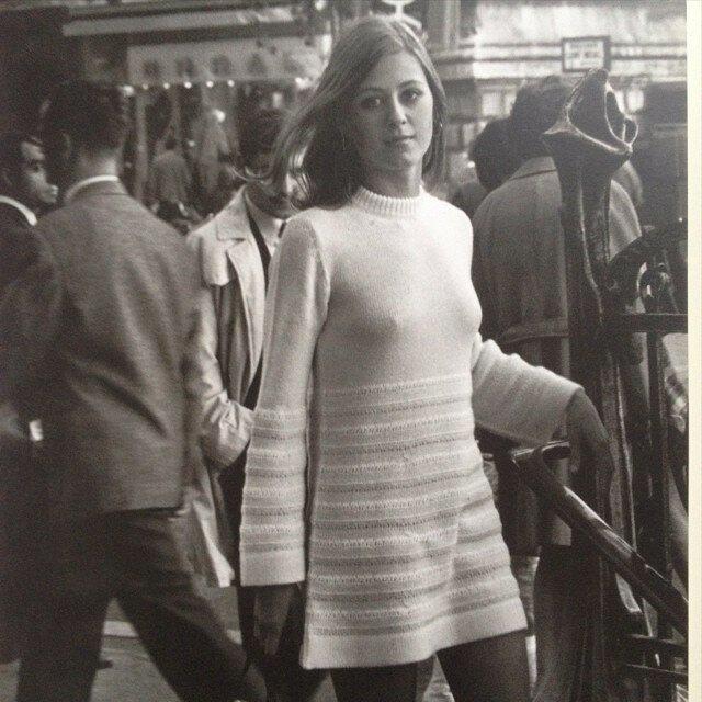 1969. Париж