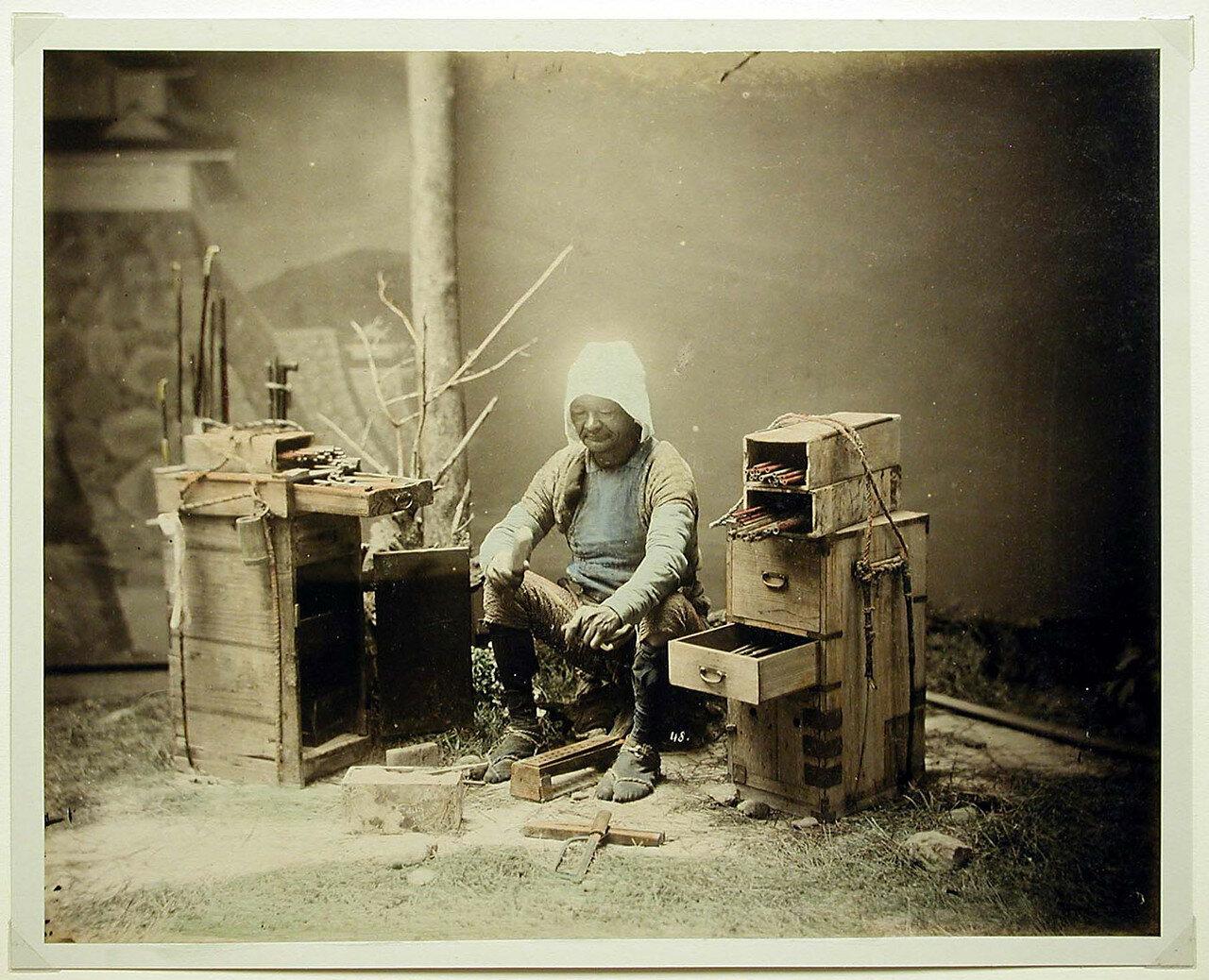 Продавец труб