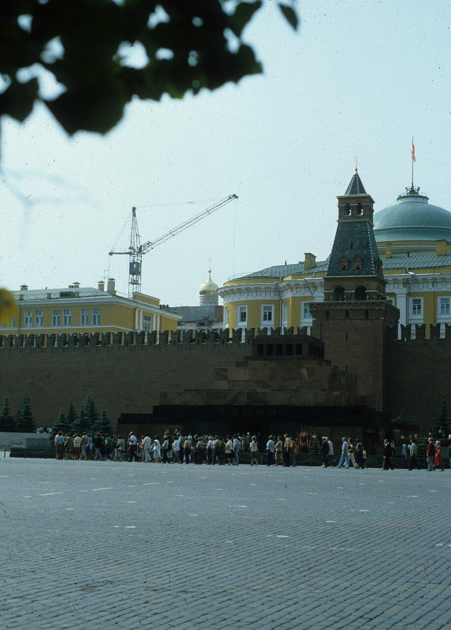 Кремль с Красной площади
