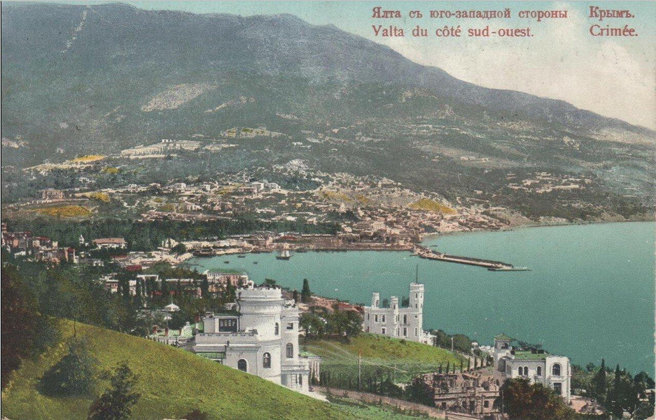Вид с юго-западной стороны