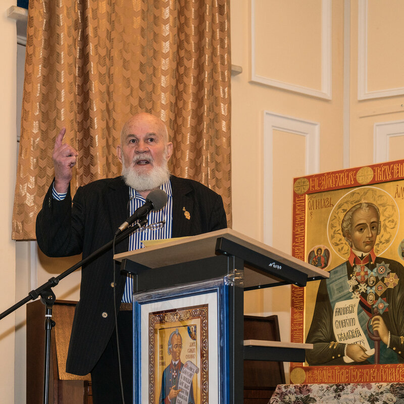 Финоченко Евгений Александрович, руководитель «Суворовского Центра»